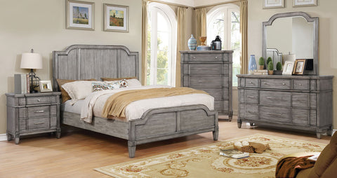 GANYMEDE / 4PC QUUEEN BEDROOM SET