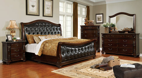 FORT WORTH / QUEEN BEDROOM SET