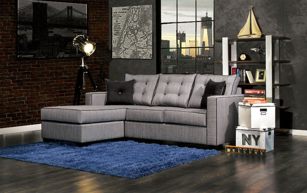 RAVEL II  2PC SECTIONAL