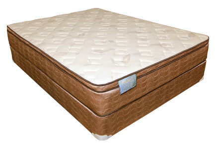 Single-Sided Euro Pillow Top Has the benefit of extra padding to relieve painful pressure points and increase softness and comfort.15 YEAR WARRANTY