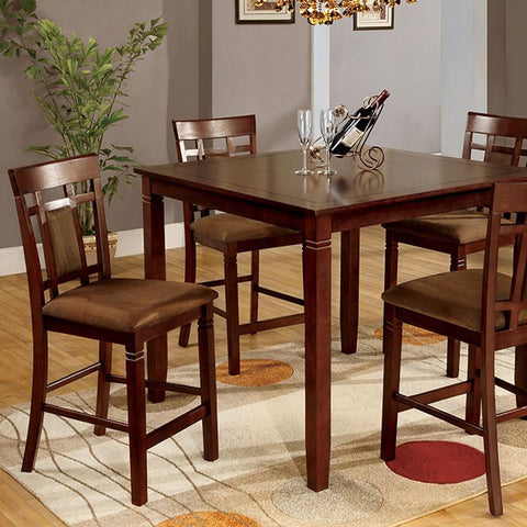MONTCLAIR II / 5 PC. COUNTER HT. TABLE SET