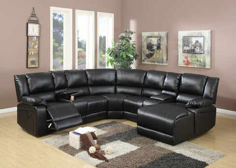 Plywood Motion Sectional / F6745