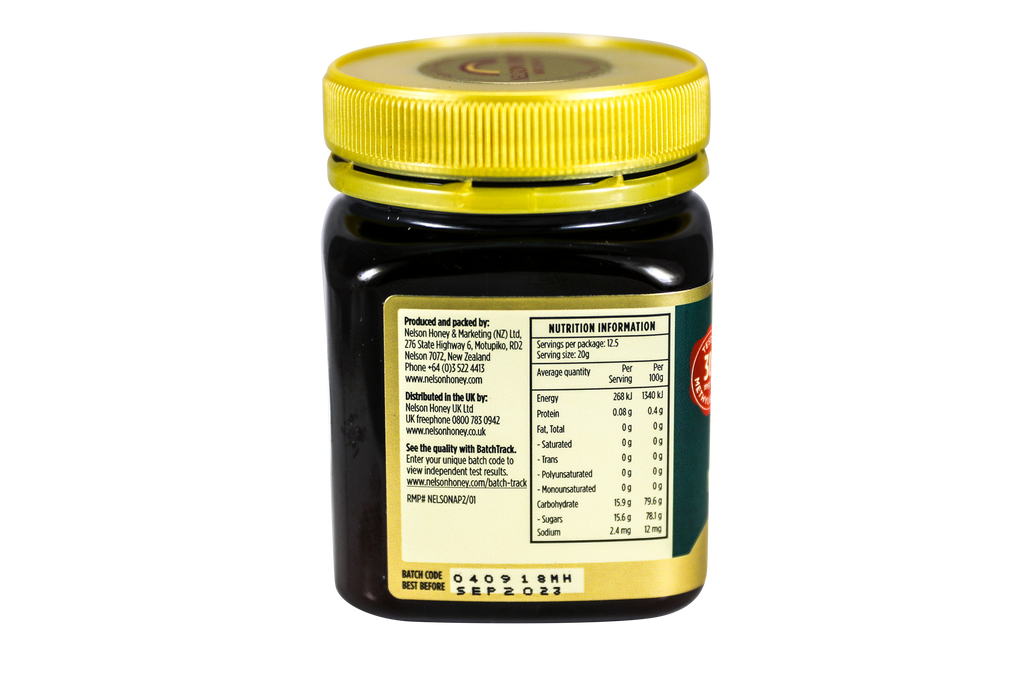 Manuka Honey ~ New Zealand Natural 150+mg