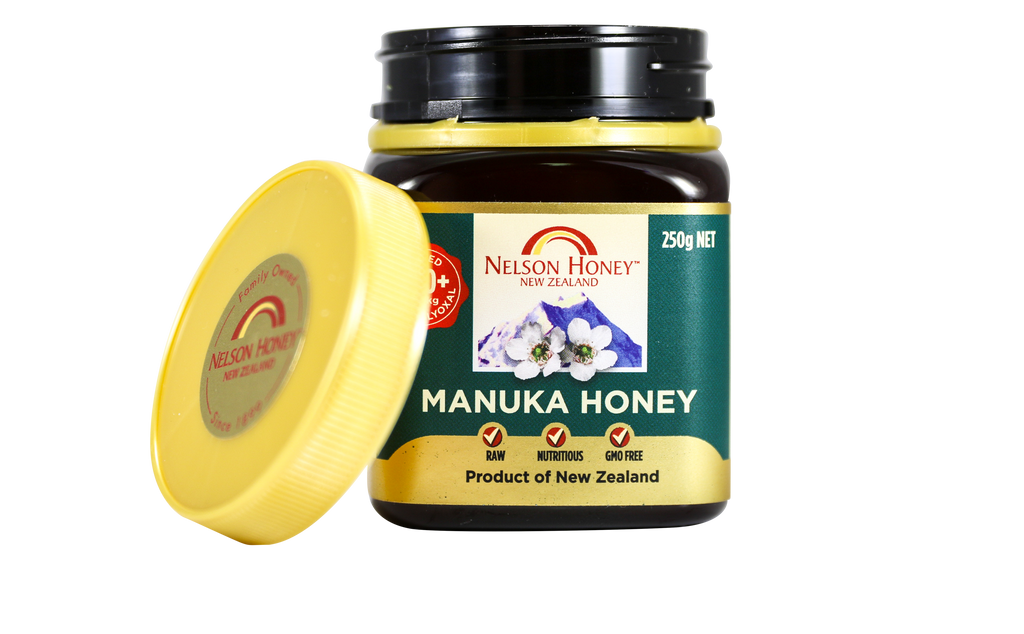 Manuka Honey ~ New Zealand Natural 200+mg