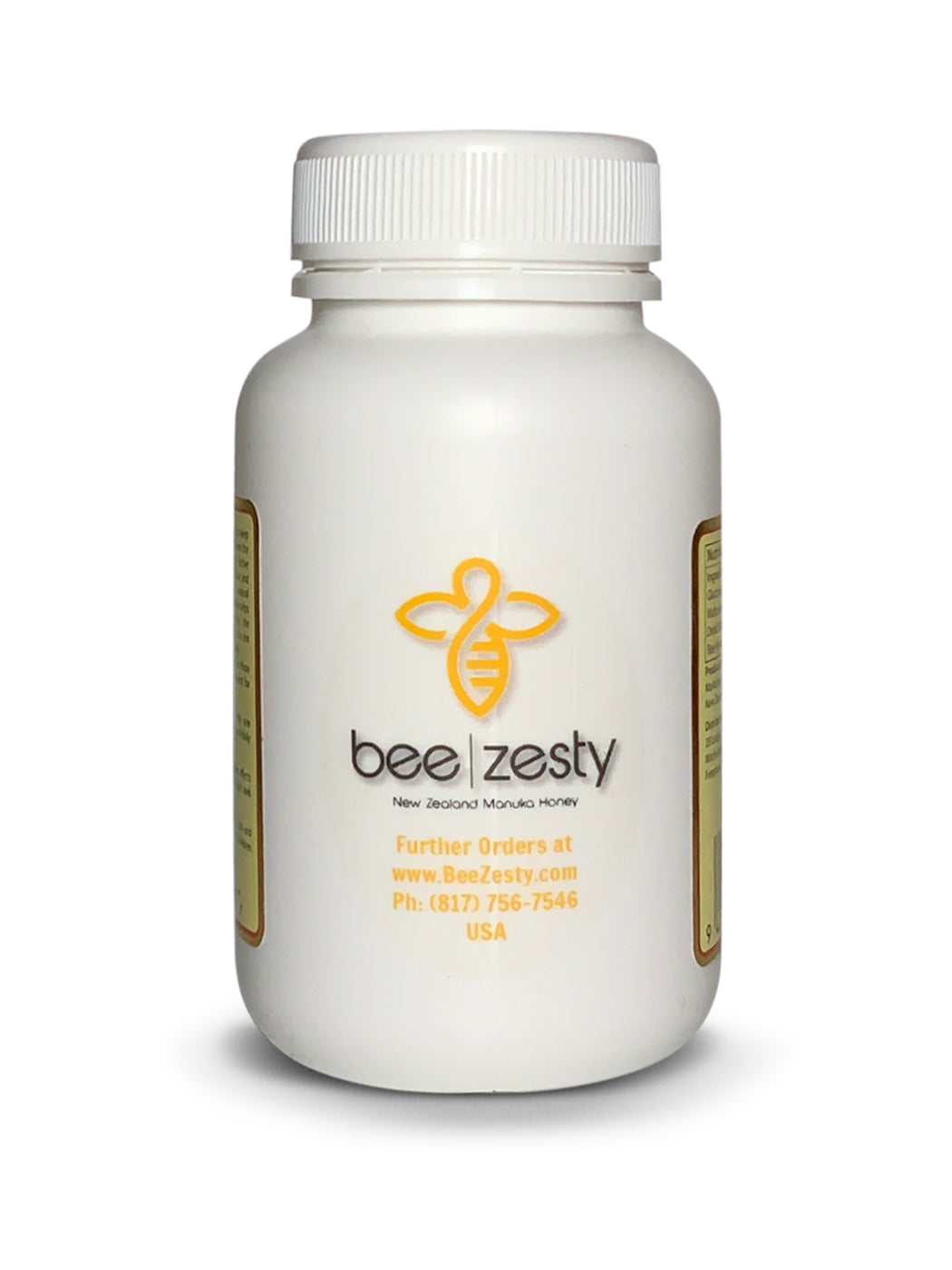 Nectar Ease Plus Capsules, with Added Bee Venom, Genuine New Zealand non-GMO