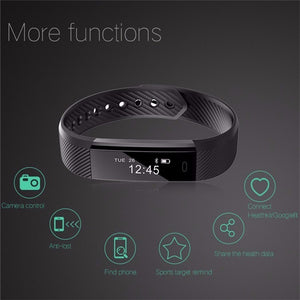 $$FLASH SALE ITEM OF THE DAY$$ Slimline Smart Fitness Watch & Health Tracker