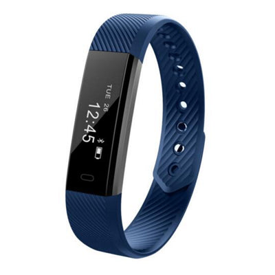 $$FLASH SALE ITEM OF THE DAY$$ Slimline Smart Fitness Watch & Health Tracker - Hot Gifts For Christmas