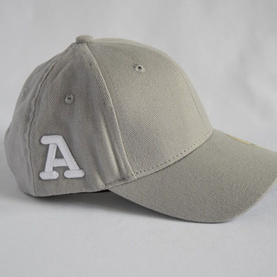 Prince Charming Baseball Cap - Letter 'A'