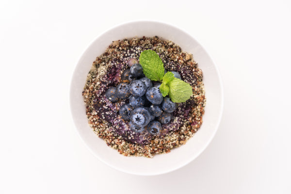 Blueberry Almond Superseed Cup