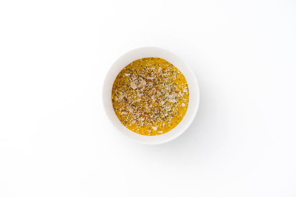 Golden Pumpkin Spice Oats N Seeds