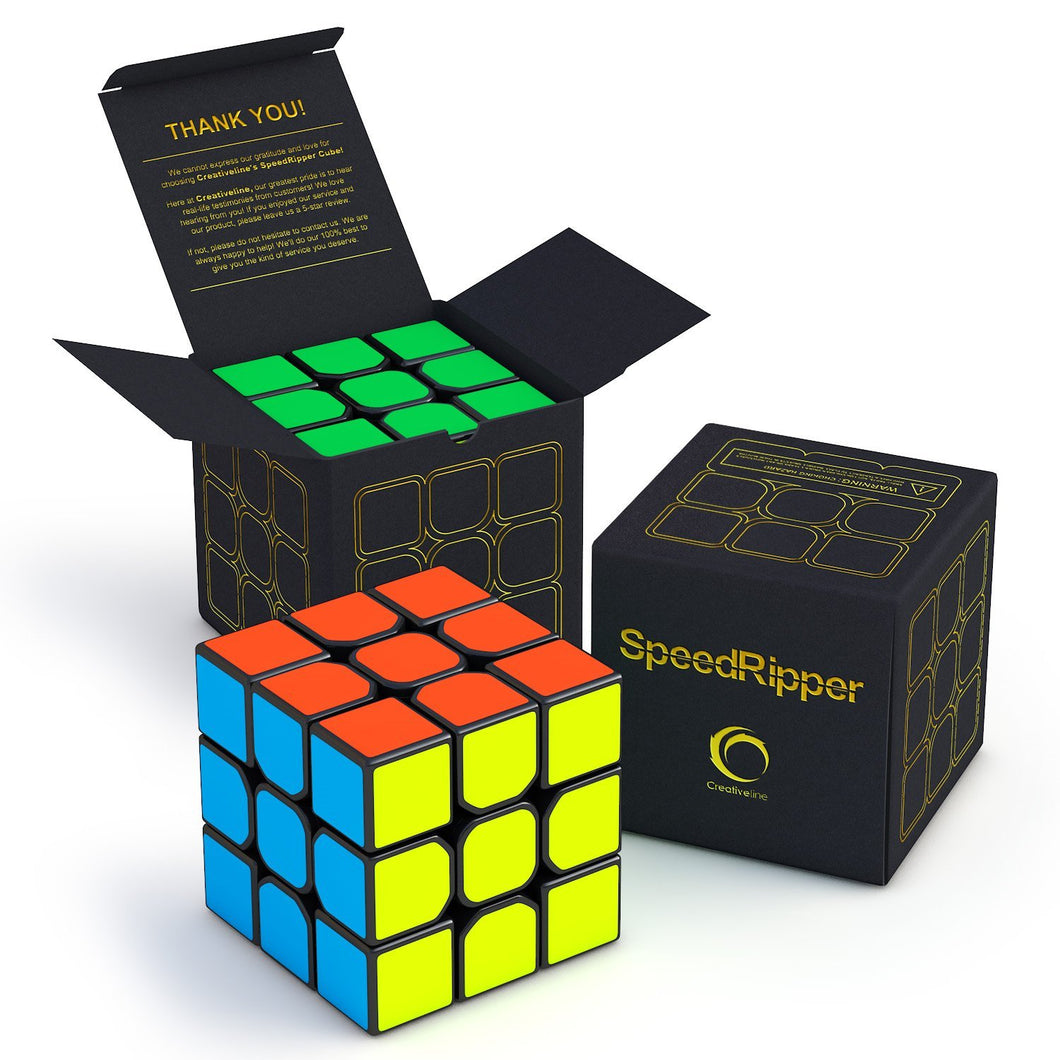 Creativeline SpeedRipper Speed Cube - 3x3