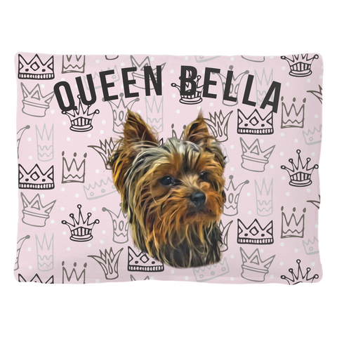 Queen Bella Pet Bed
