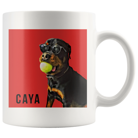 Coffee with Caya