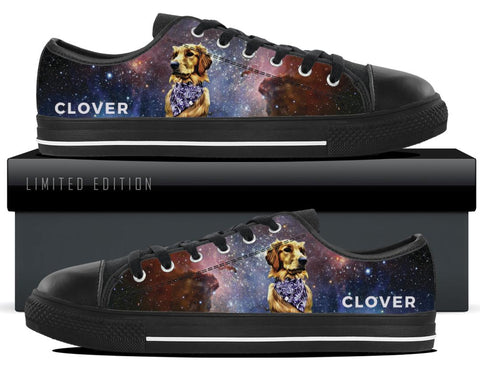Clover Space Lowtop