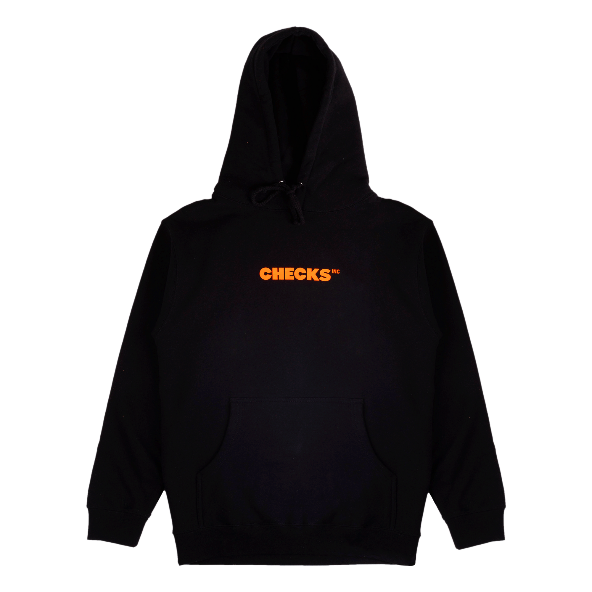 Load image into Gallery viewer, Checks Classic Hoodie Black | CHECKS DOWNTOWN
