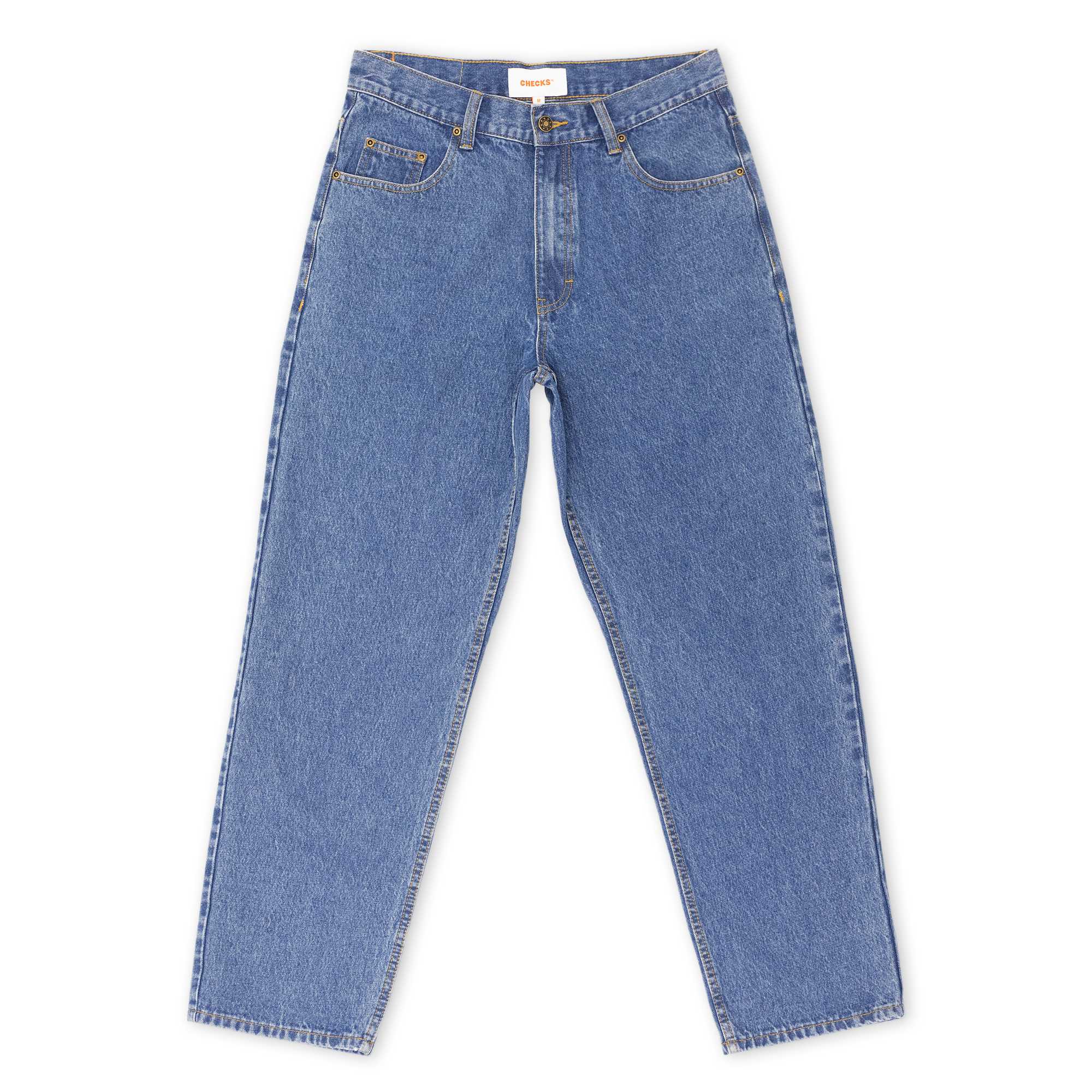 Load image into Gallery viewer, Essential Stonewash Jeans | CHECKS DOWNTOWN