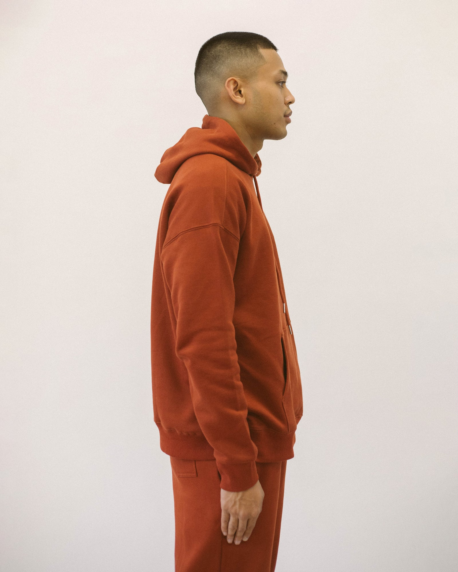 Load image into Gallery viewer, Classic Hoodie Clay | CHECKS DOWNTOWN