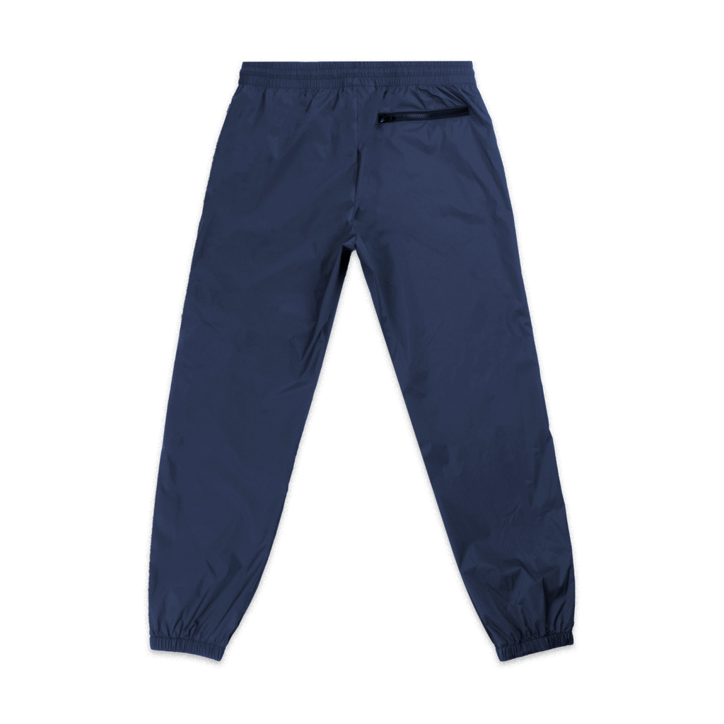Nylon Running Pants Navy | CHECKS DOWNTOWN