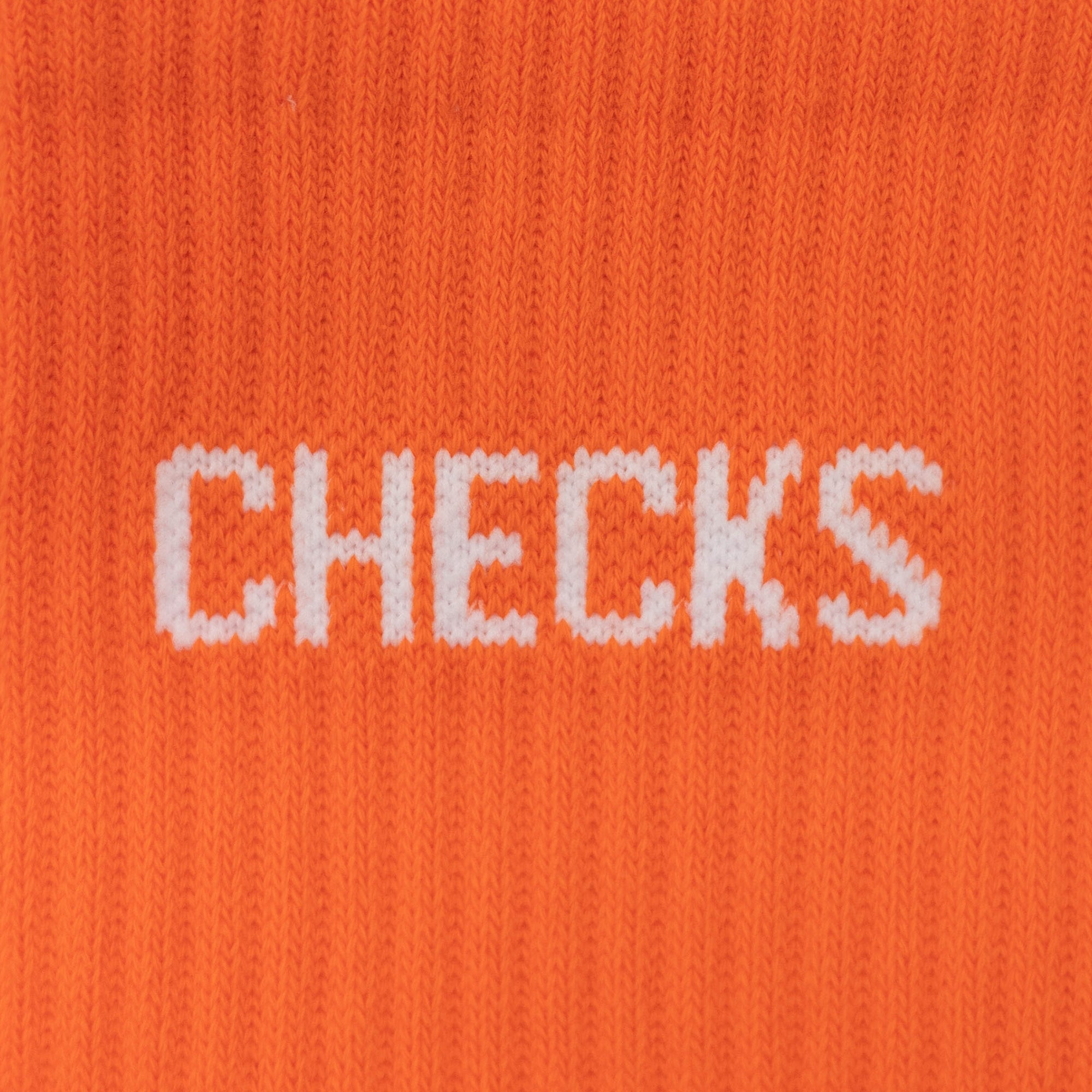 Load image into Gallery viewer, Classic Socks Orange | CHECKS DOWNTOWN