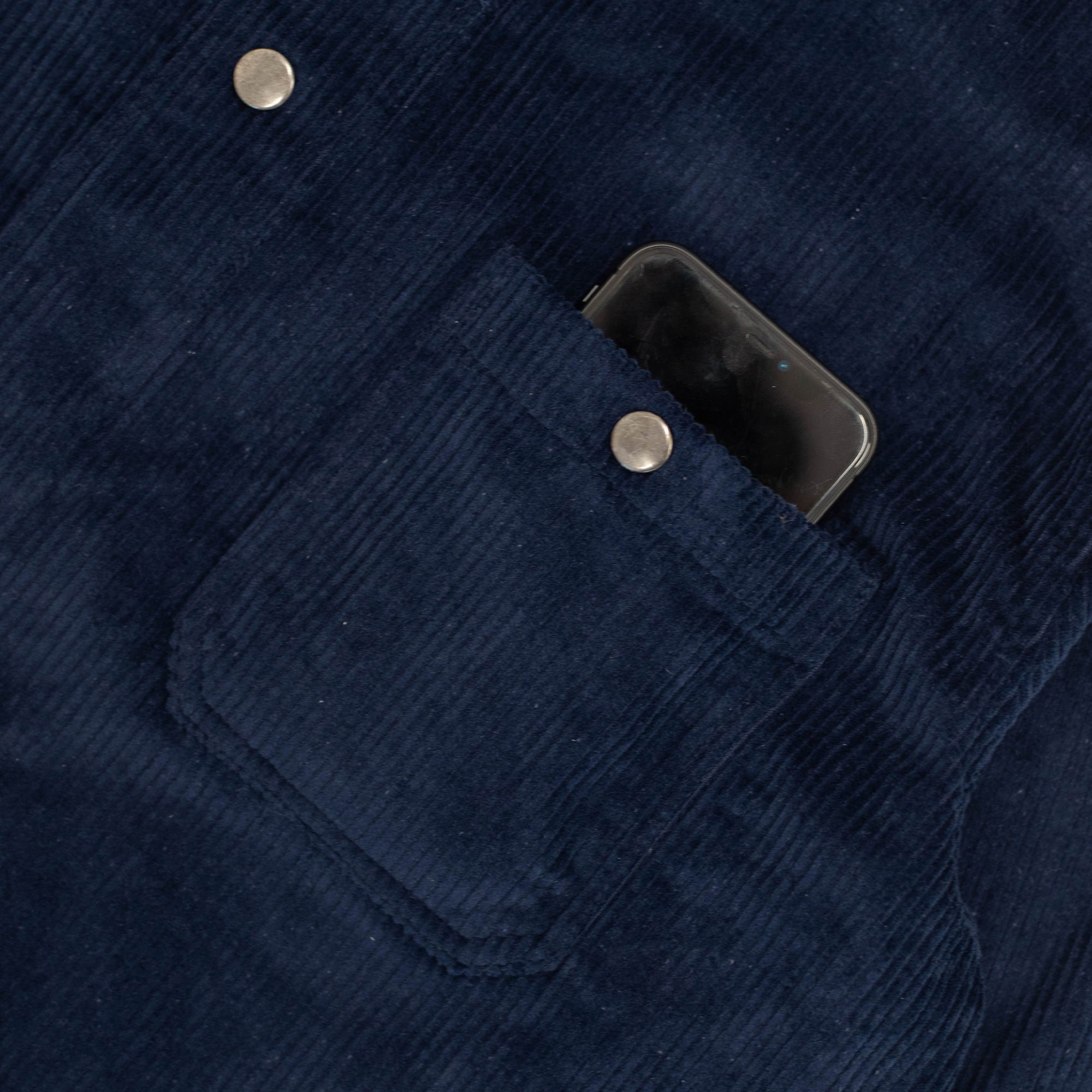 Load image into Gallery viewer, Shop Jacket Navy Corduroy | CHECKS DOWNTOWN