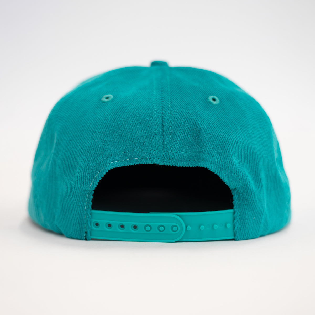 Gameday Snapback Cap Turquoise | CHECKS DOWNTOWN