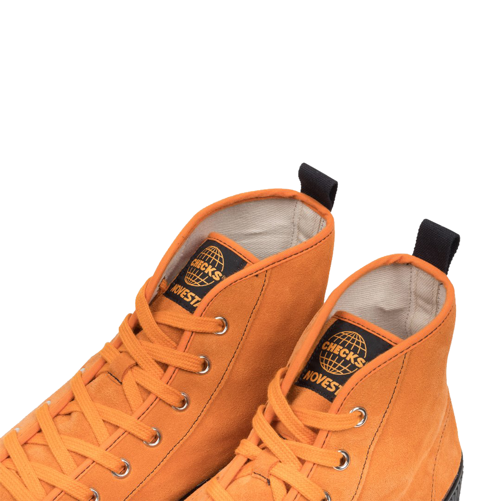 Checks x Novesta Dribble Orange
