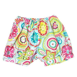 Clearance - Sweet As Sugar Couture Pink Dahlia Bubble Shorts - 4T - Bottom