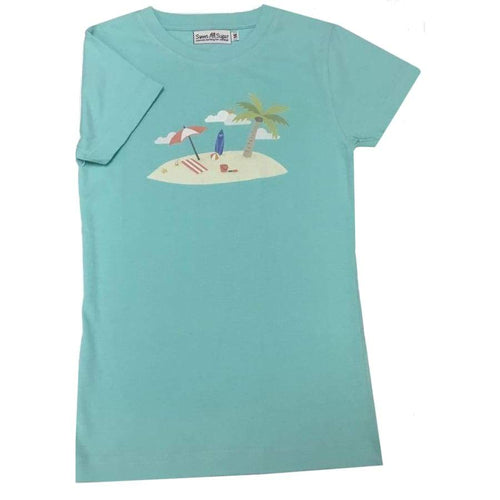 Clearance - Sweet As Sugar Couture Summer Chill Tee - 4T - Top