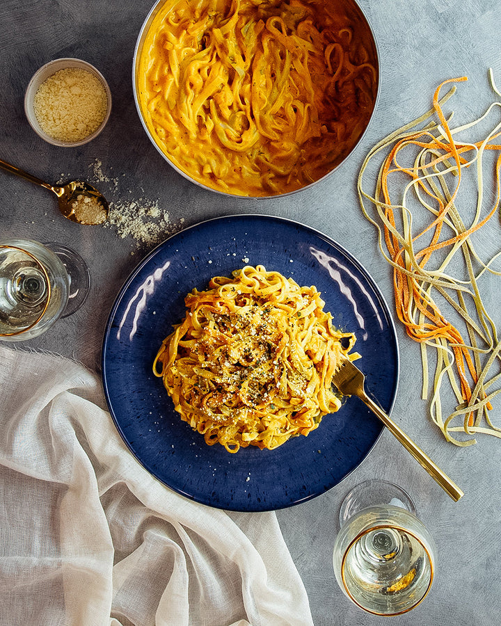 Pumpkin spice...Pasta? Why not