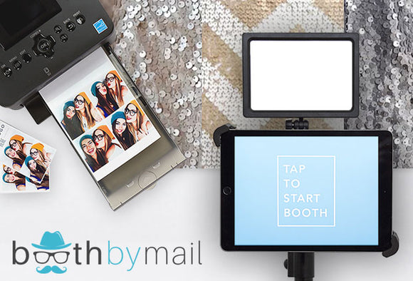 BoothByMail - Photo Booth