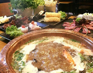 This Weather Calls for Steaming Hotpot...