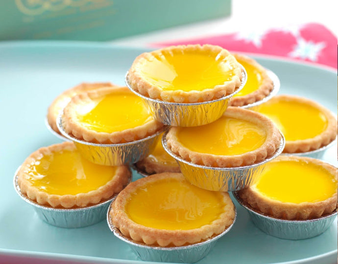 Divine Egg Tarts, But What Else?