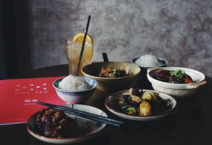 Taiwanese Inspired Cuisine where Nothing's Over $10!