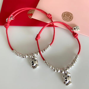"Free ""Year of the Pig"" Bracelet from UNOde50"