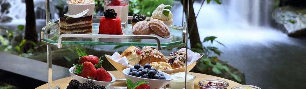 grand hyatt high tea singapore