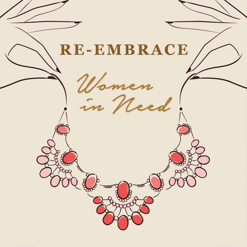 re-embrace singapore  jewellery Donation Drive