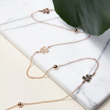Branch Long Necklace