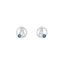 UNOde50 Desencuentro Earrings - Silver