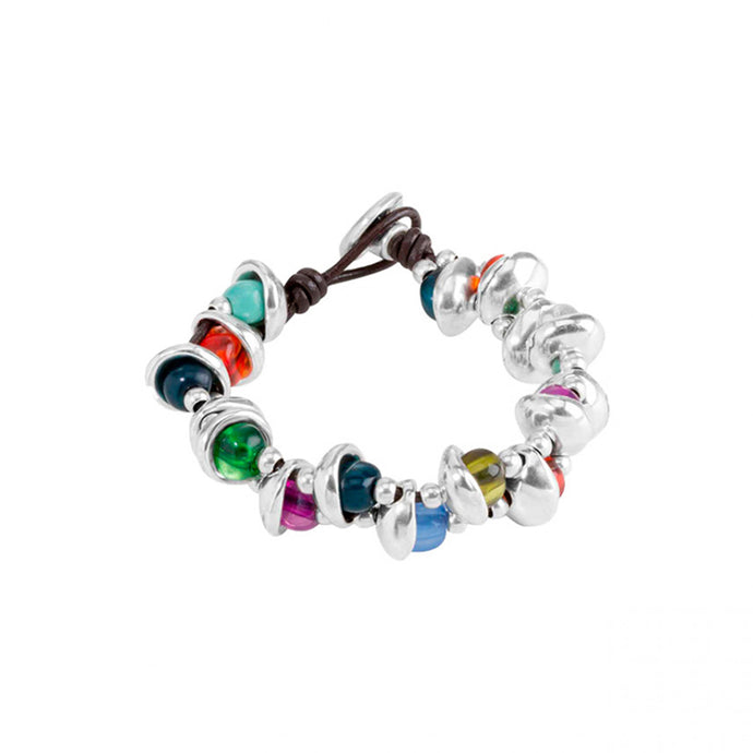 UNOde50 A Bit Wind Up Bracelet