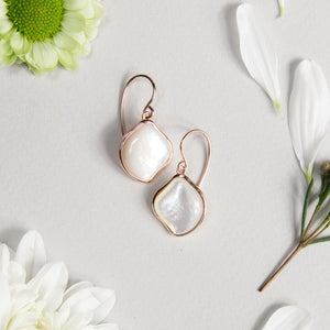 Absolute Mother of Pearl Earrings