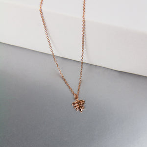 Baby Fern Necklace