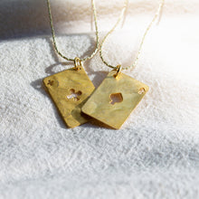 Playing Card Necklace