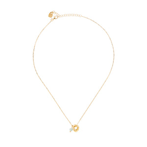 UNOde50 Ciambella Gold Necklace