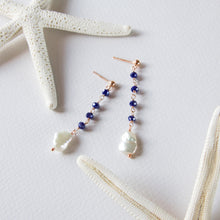 Coco Sparkle Swarovski Drop Earrings