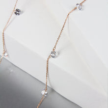 Dazzle Long Necklace