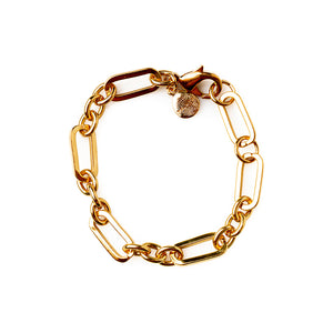Velatti Mixed Links Bracelet