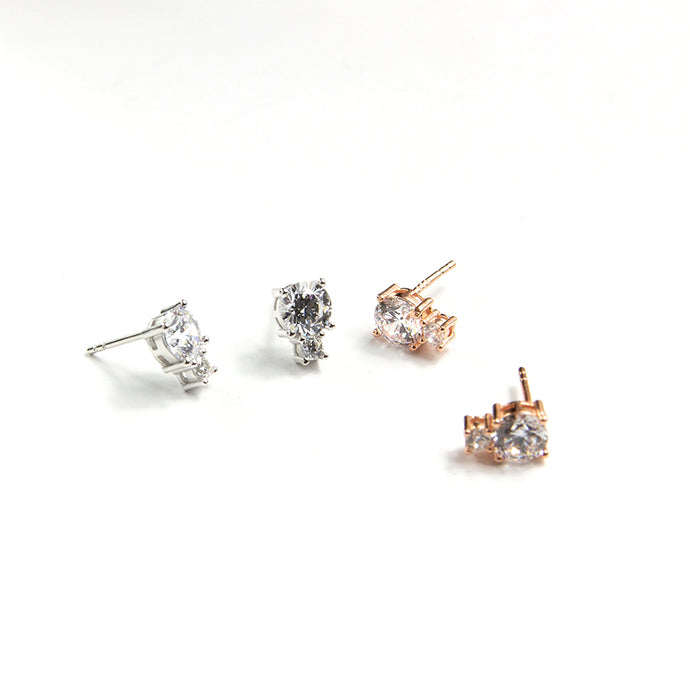 Double the Sparkle Studs