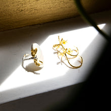 Hanging Dragonfly Studs
