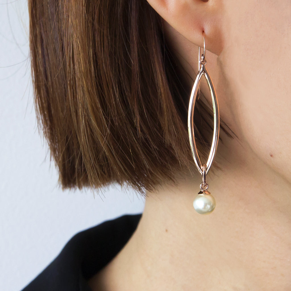 Elliptical Earrings