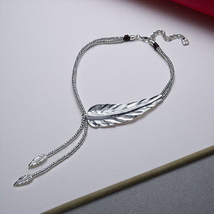 UNOde50 Feather Necklace